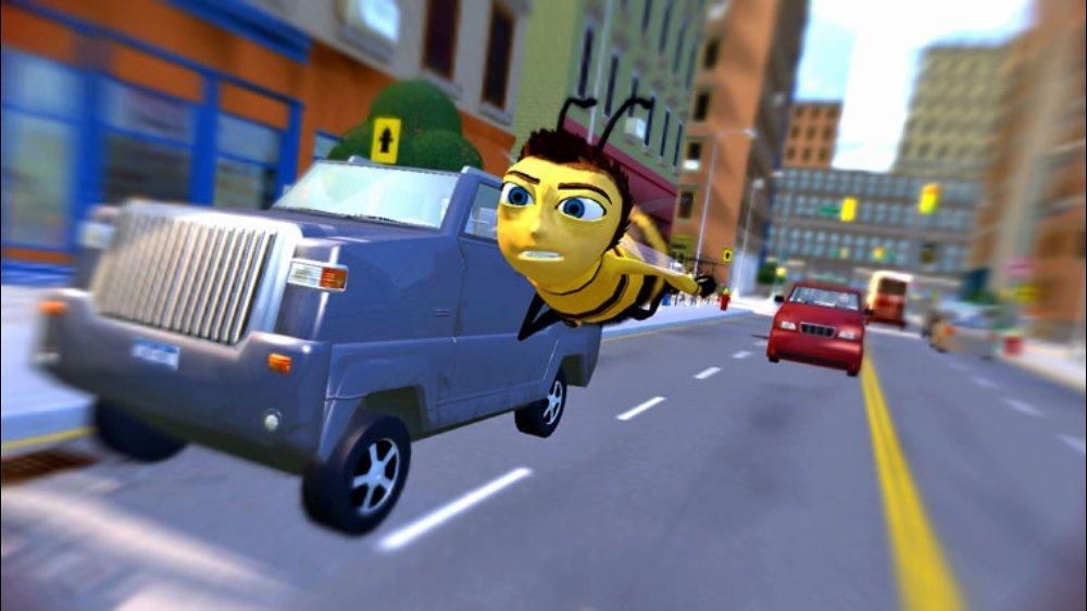 Image from Bee Movie Game