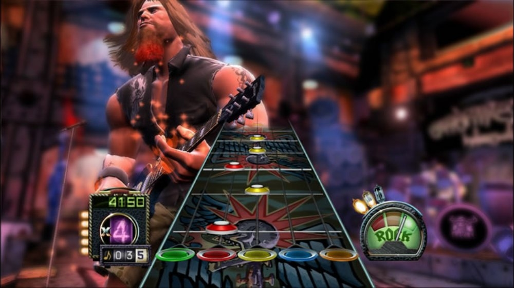 Image from Guitar Hero III