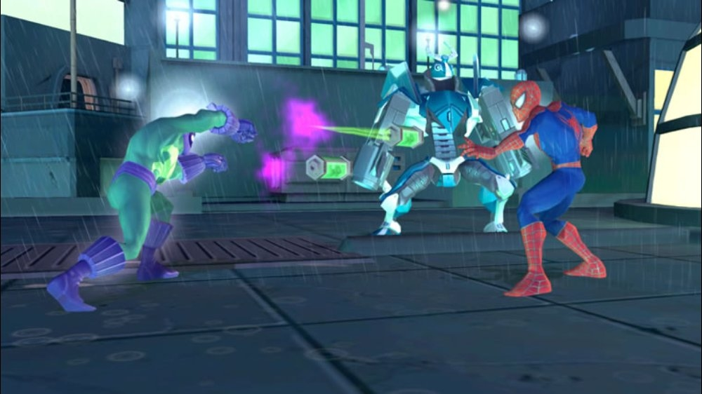 Image from Spider-Man: FoF