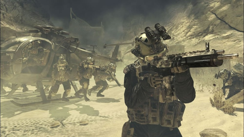 Image from Modern Warfare 2