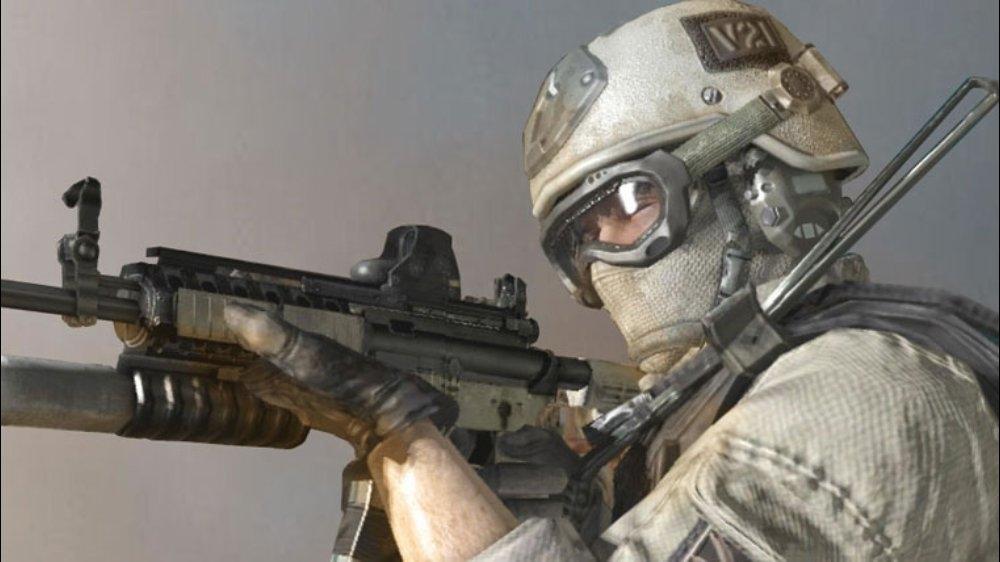 Bild från Modern Warfare® 2