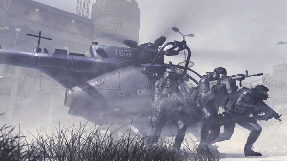 Изображение из Modern Warfare® 2