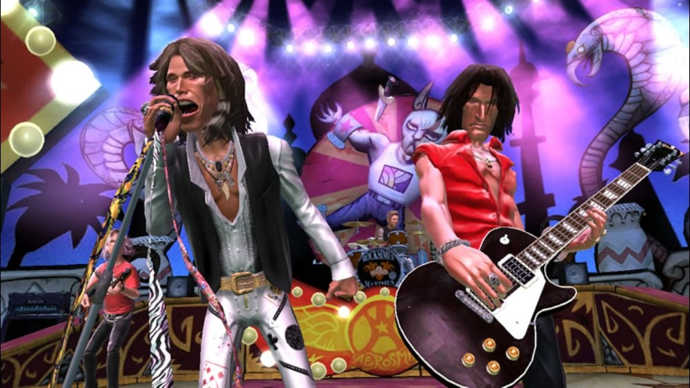 Image from Guitar Hero: Aerosmith