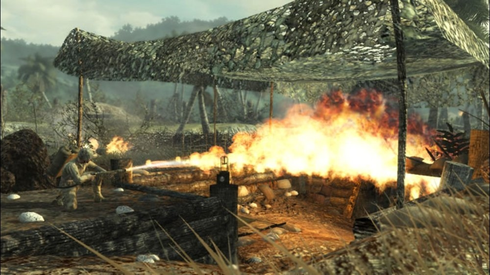 Image from Call of Duty®: WaW