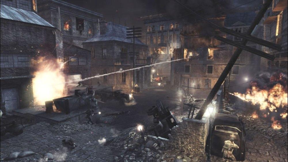 Obrázok z hry Call of Duty®: WaW