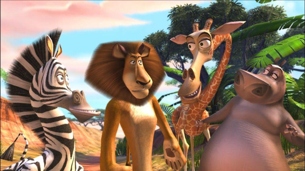 Madagascar 2 이미지