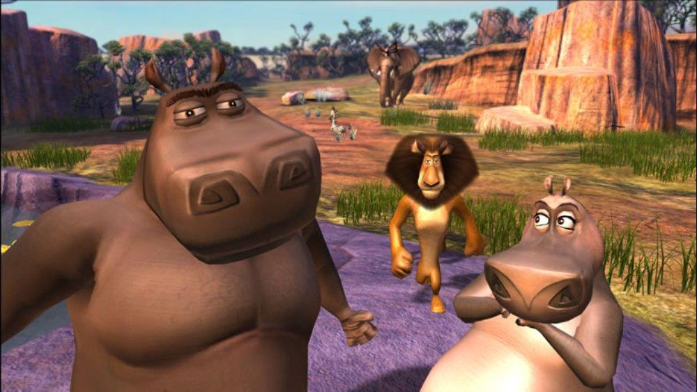 Image from Madagascar 2