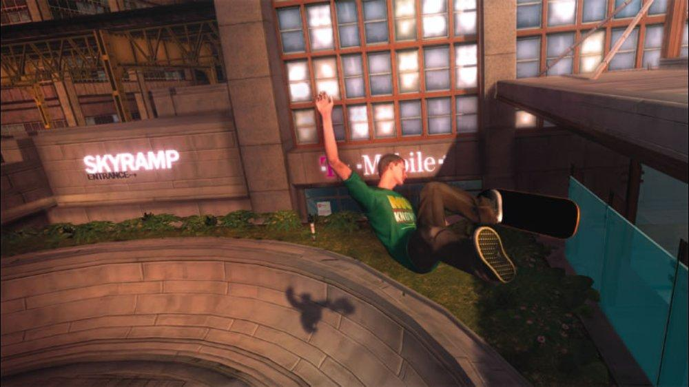 Image from Tony Hawk: RIDE