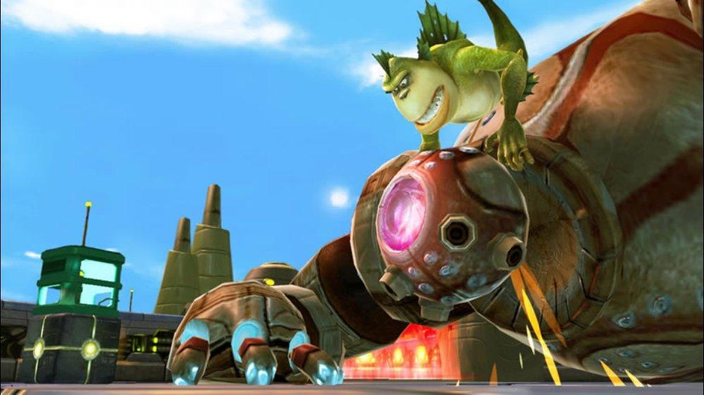 Image de Monstres contre Aliens