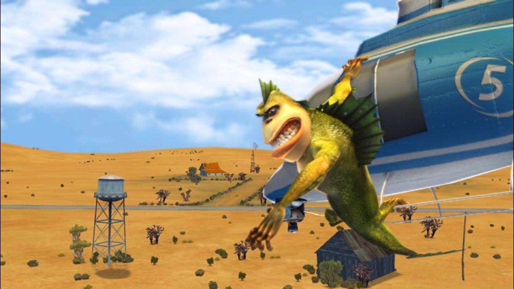 Image from Monsters vs. Aliens