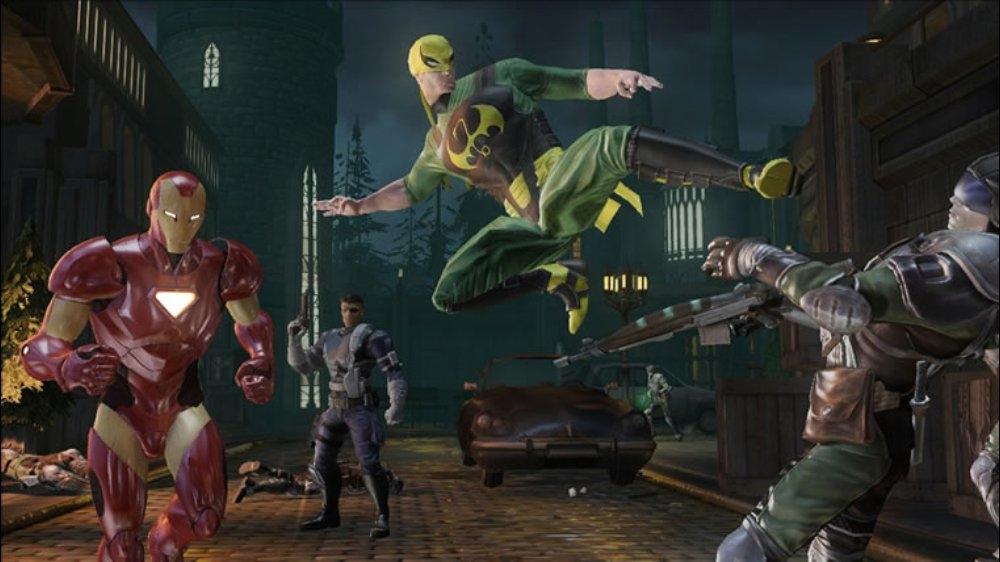 Imagem de Marvel Ult. Alliance 2