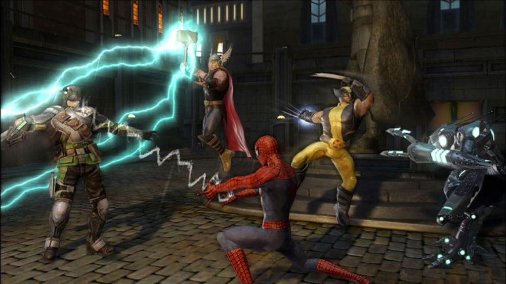Imagen de Marvel Ult. Alliance 2