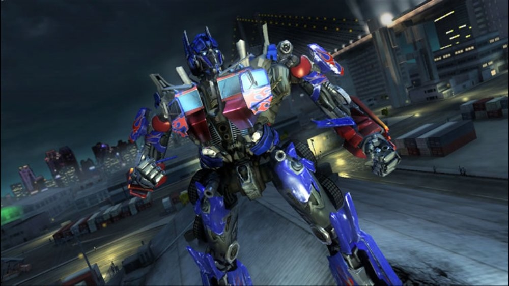 Image from Transformers 2