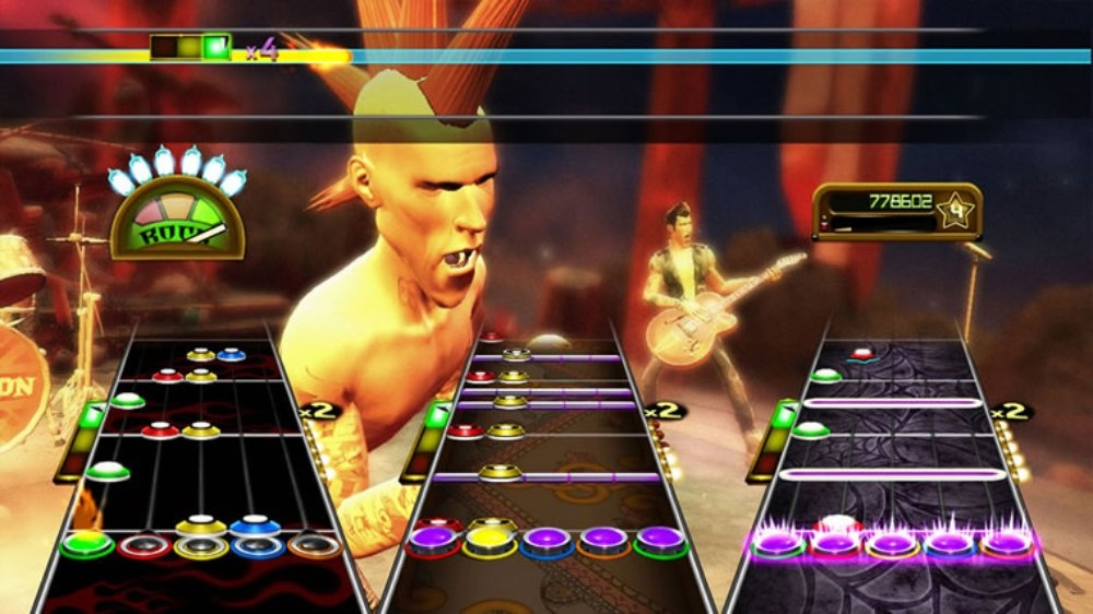 Image from Guitar Hero Hits
