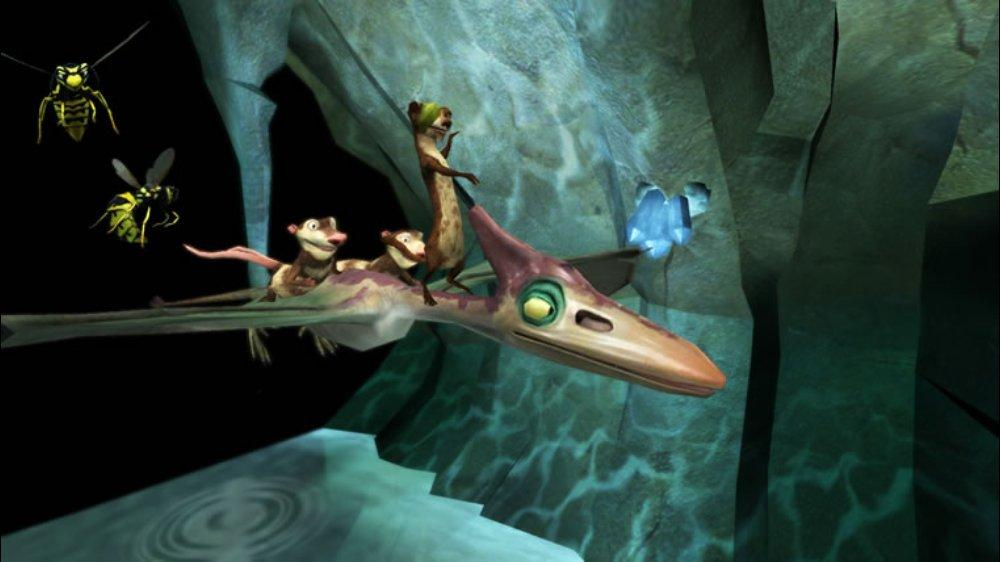 Image from Ice Age 3