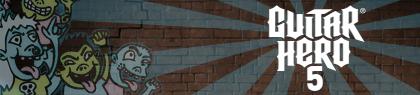 Todas as DLC do Guitar Hero 5 ! Banner