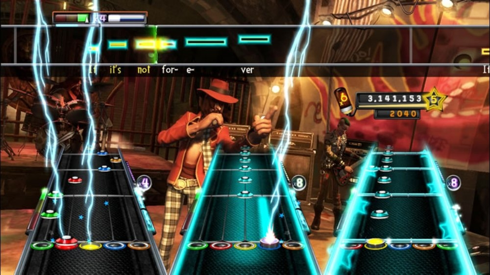 Image from Guitar Hero 5