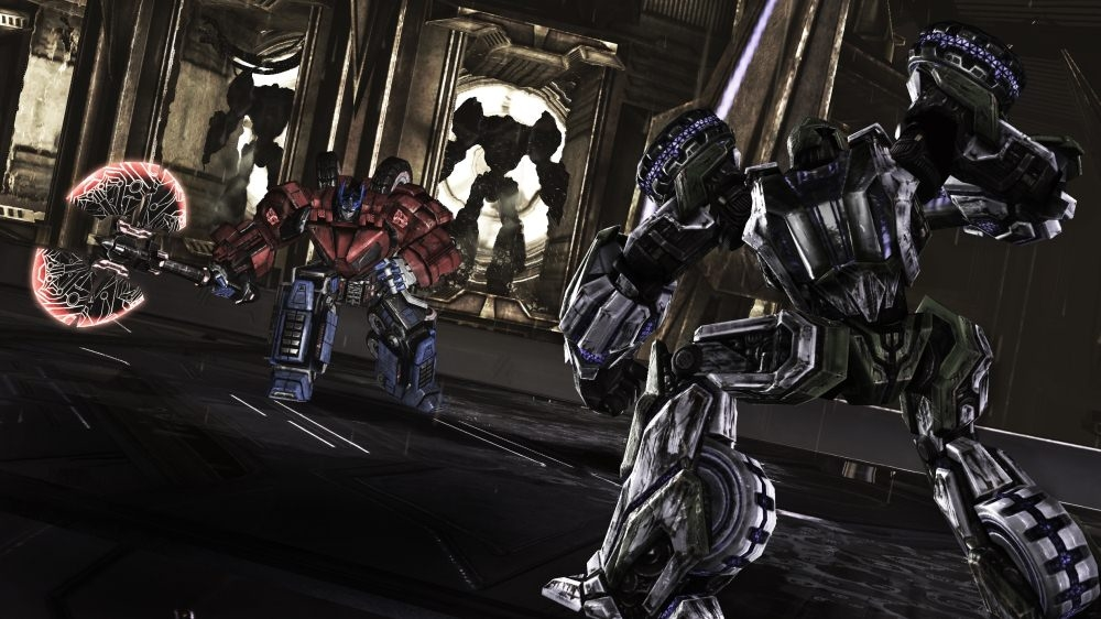 Image from Transformers: WFC