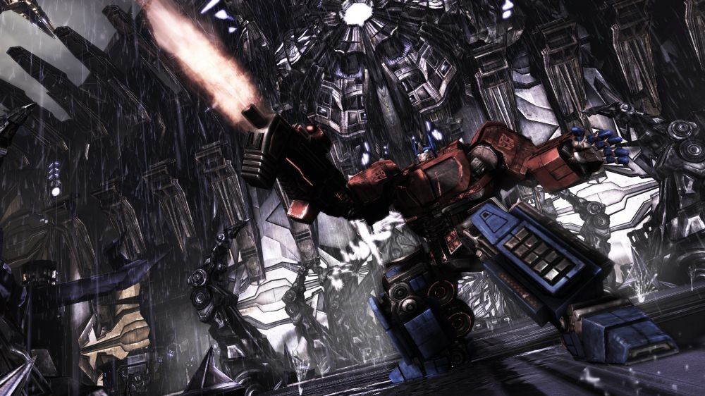 Bilde fra Transformers: WFC