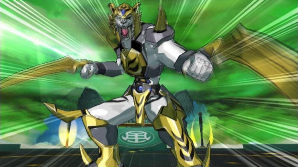 Image from Bakugan
