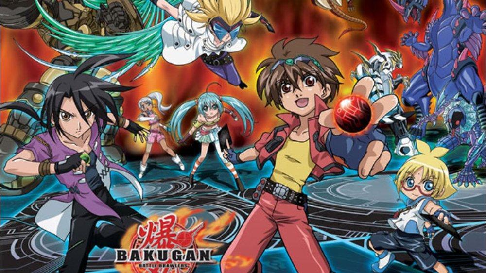 Image from Bakugan™