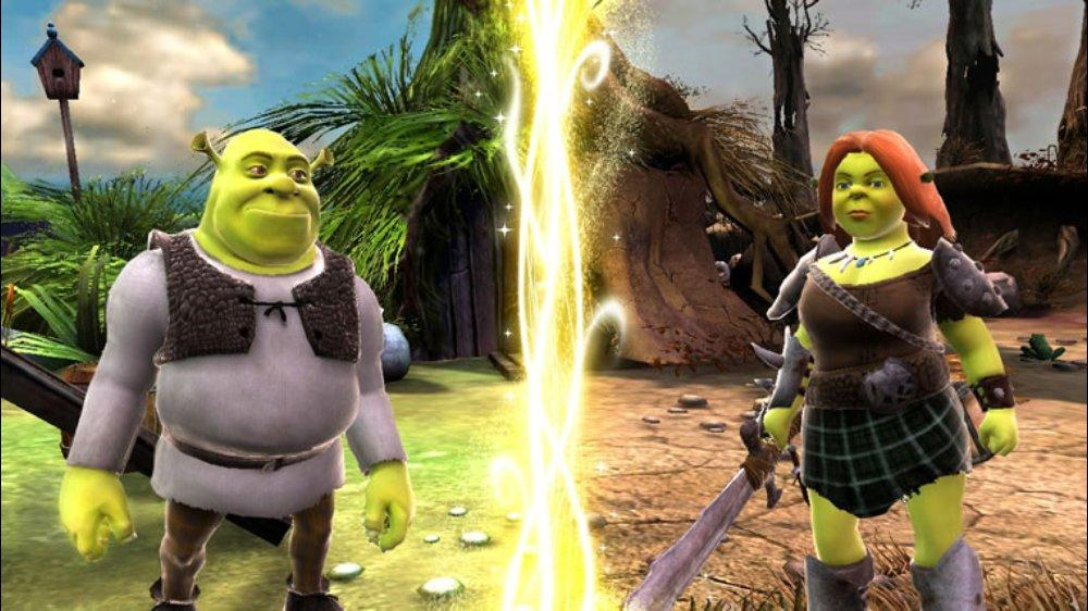 Image from Shrek Forever After