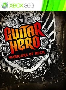 Игра Guitar Hero: Warriors of Rock для Xbox 360
