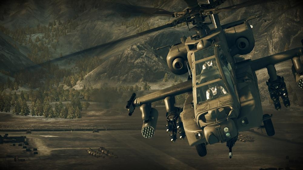 Image from Apache: Air Assault