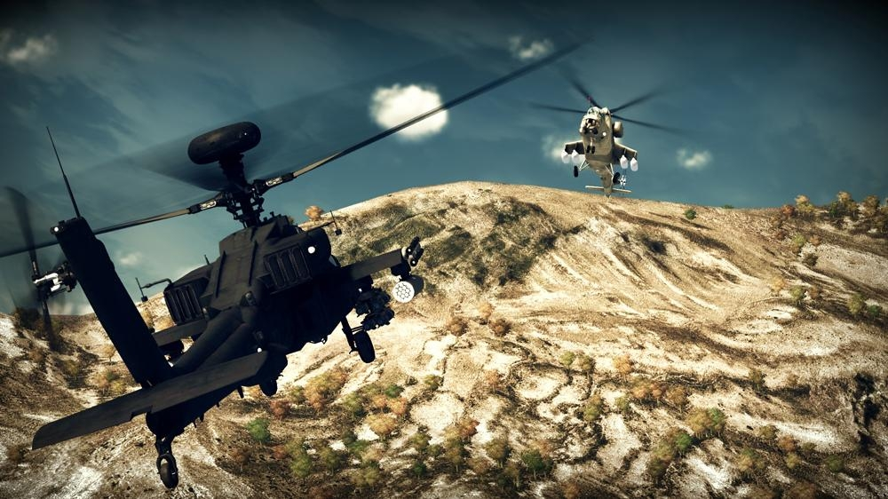 Image de Apache: Air Assault