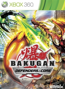 Bakugan: DOTC