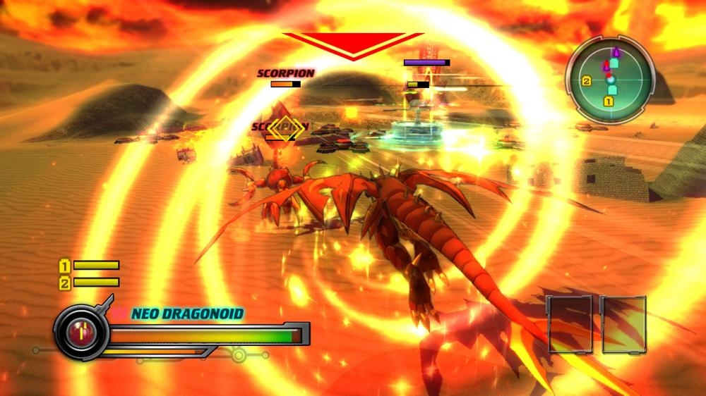 Image from Bakugan™: DOTC