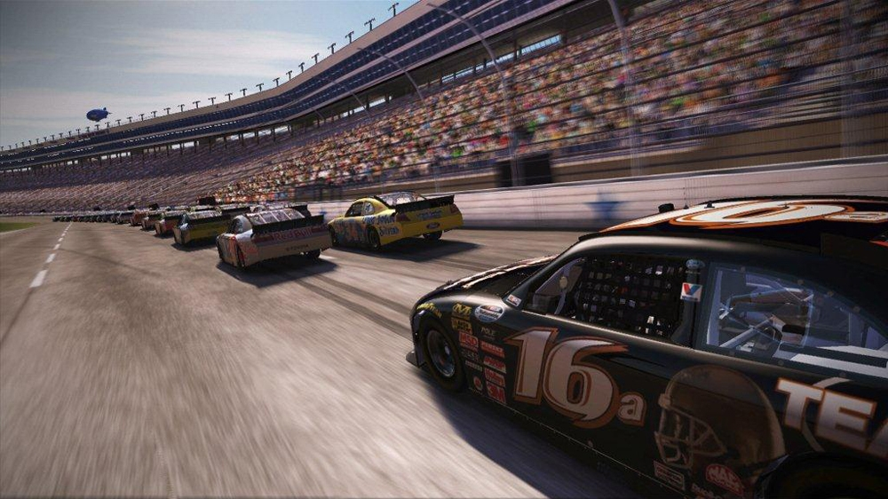 Image from NASCAR The Game 2011