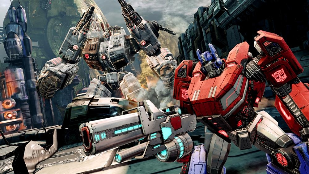 Imagen de TRANSFORMERS: CDC