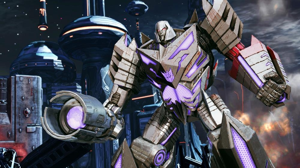 Image from TRANSFORMERS: FoC