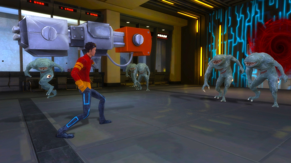 Image from Generator Rex