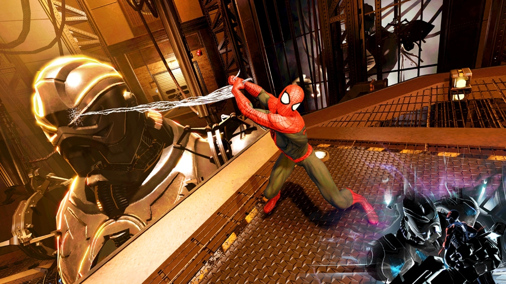 Image from Spider-Man: EoT