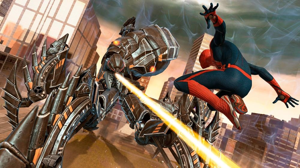 Image from The Amazing Spider-Man
