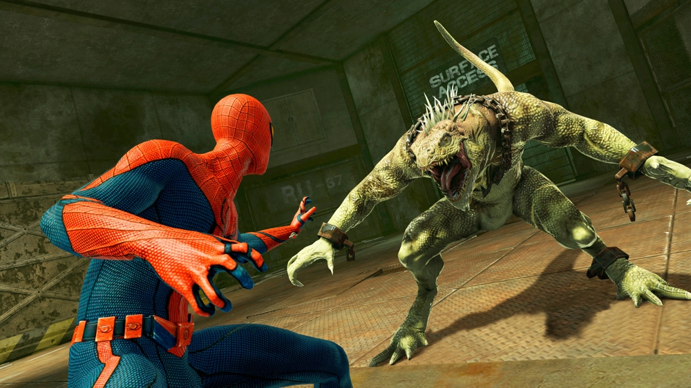 Kuva pelistä The Amazing Spider-Man