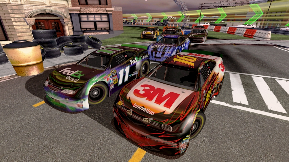 Image from NASCAR® Unleashed