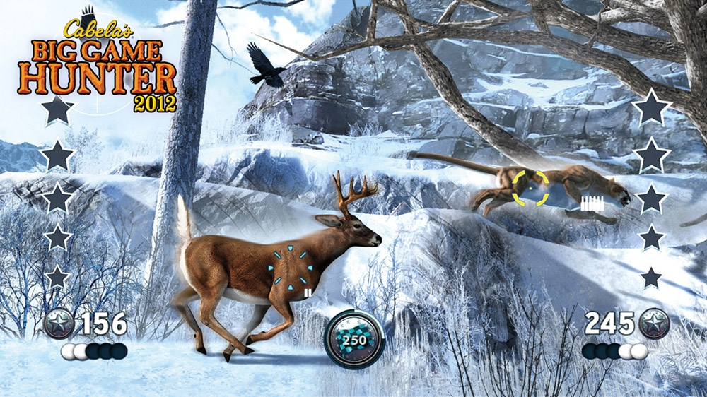 Image from Cabela's Big Game Hunter 2012