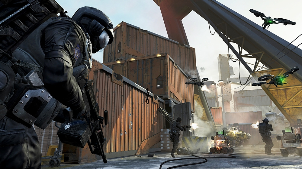 Imagen de COD: Black Ops II