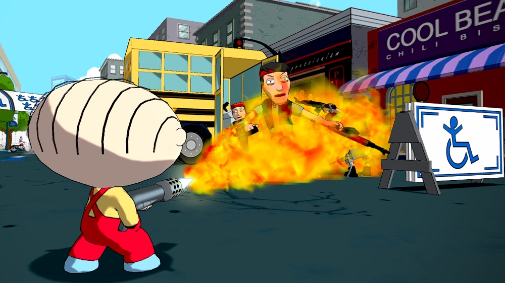 Image from Family Guy: BTTM