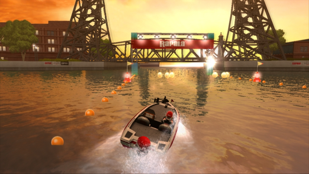 Image from Rapala for Kinect