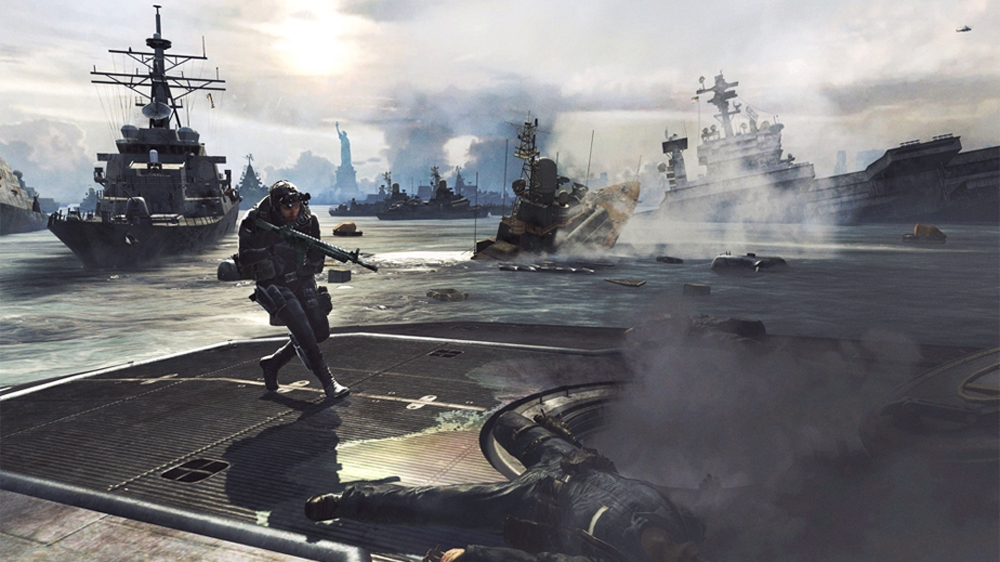 Image from Modern Warfare® 3