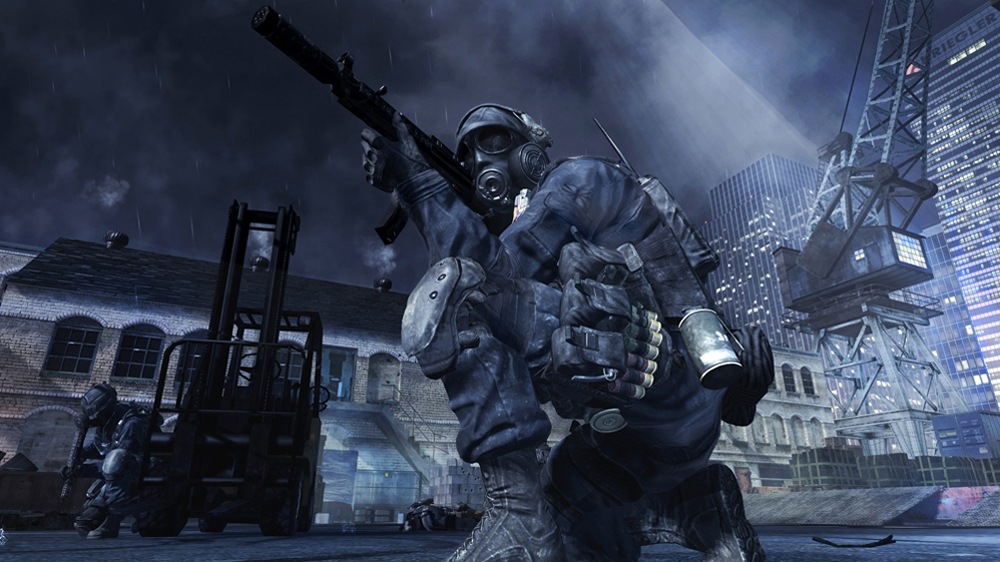 Kuva pelist Modern Warfare 3
