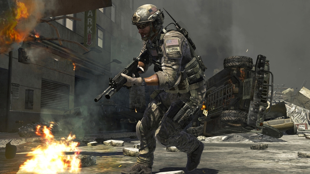 Image from Modern Warfare 3