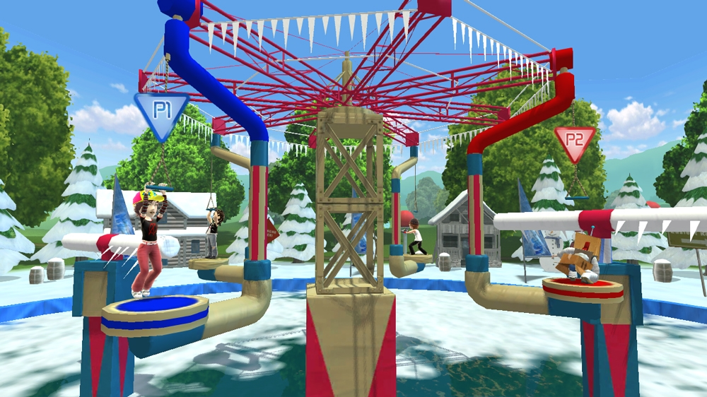 Image from Wipeout 2