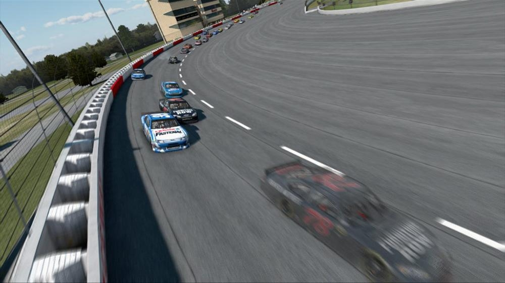 Imagenes NASCAR The Game Inside Line XBOX 360