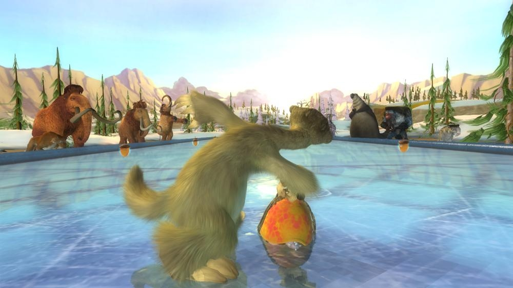 Kp, forrsa: Ice Age 4