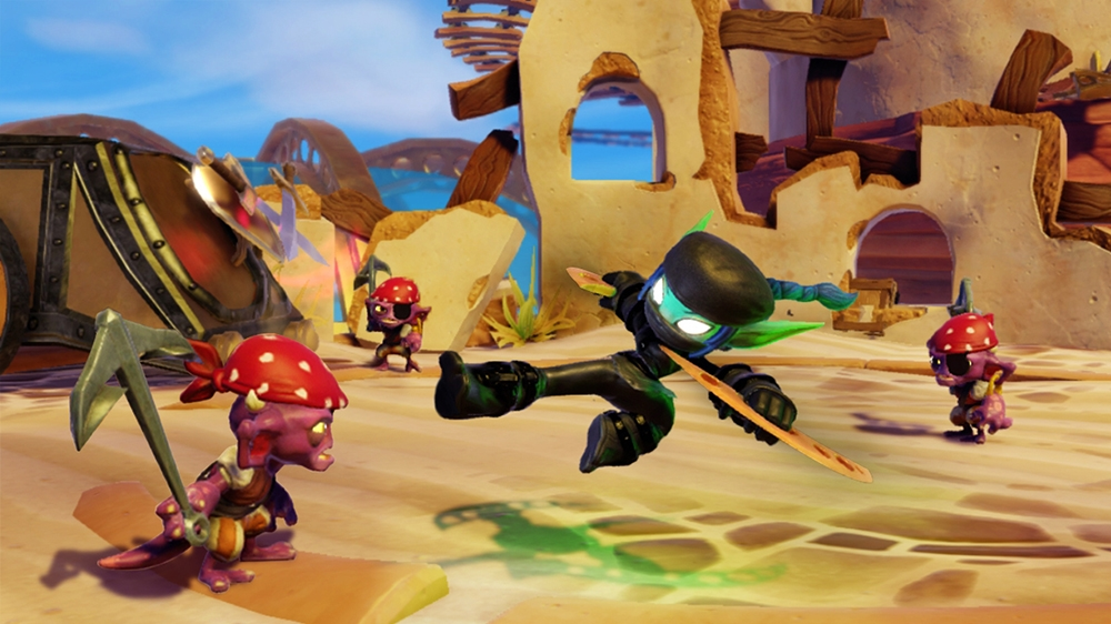 Image from Skylanders SWAP Force